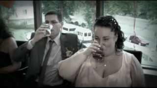 Сватбеният ден на Борис и Елица, гр. Варна