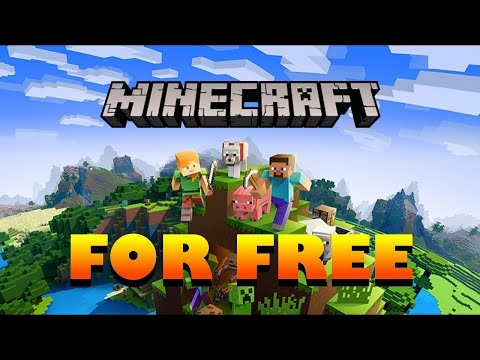 FREE MINECRAFT FOR PC *FULL* VERSION 1.14