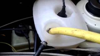 Nettoyage circuit refroidissement
