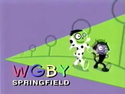 Pbs Kids Id 2002 2003 Wgby Youtube