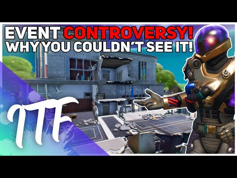 Players MAD At Device Event! Here's Why You Couldn't Get In! (Fortnite Battle Royale)