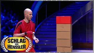 Spiel 9 - Karaton - Schlag den Henssler