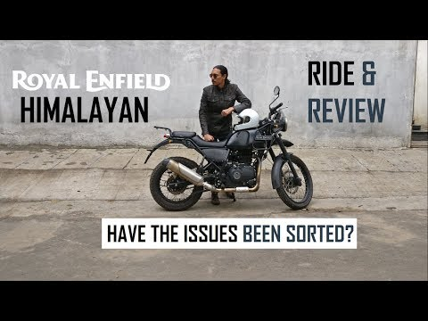 2018 Royal Enfield Himalayan BS4 - Detailed Review & Road Test
