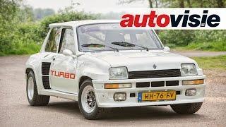 Uw Garage: Renault 5 Turbo I (1981) - by Autovisie TV