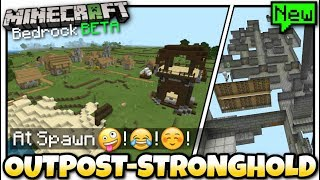 Minecraft - GLITCHED TOWER OUTPOST - 1 10 BETA [ Seed