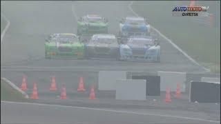 Mitjet Italian Series 2017. Race 1 Autodromo Nazionale Monza. Last Laps