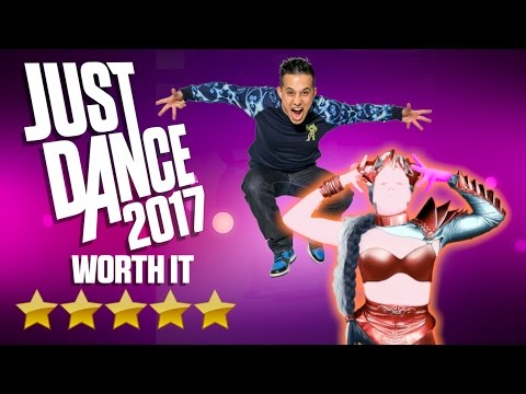 Just Dance 2017 WORTH IT Gameplay 5 Star  Jayden Rodrigues JROD
