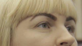 Биотатуаж бровей хной: Днепропетровск, салон красоты