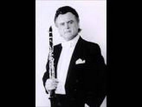 Weber=Clarinet Concerto #1=Karl Leister '68 in Stereo
