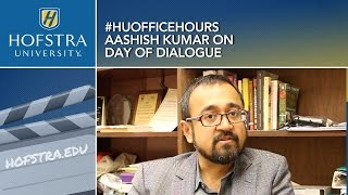 Day of Dialogue: HU Office Hours with Aashish Kumar