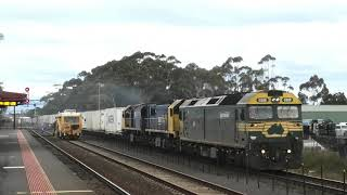 7902V in Lara and Footscray 14/7/21