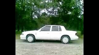 Chrysler Saratoga walkaround...August 7, 2010.