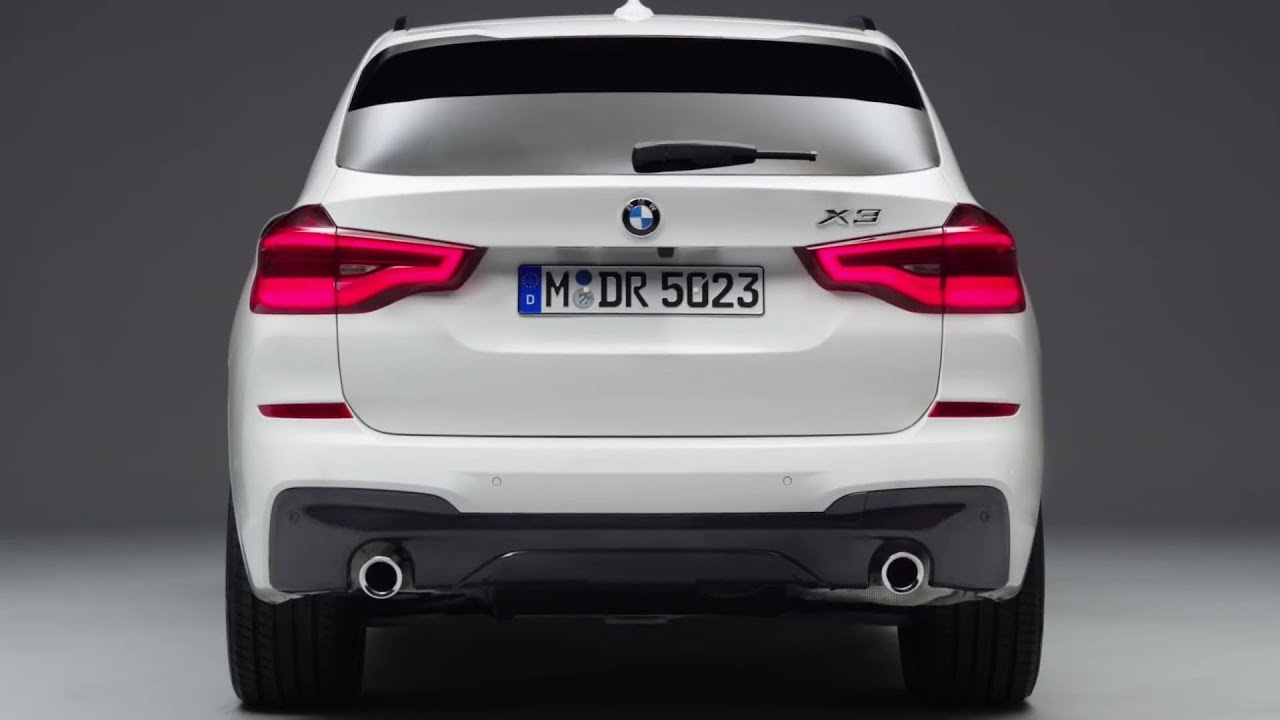 2018 Bmw X3 Review Youtube
