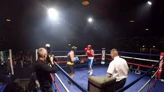 Ultra White Collar Boxing | Leeds Ring 2 | Dan Woods VS Nick Ratcliffe