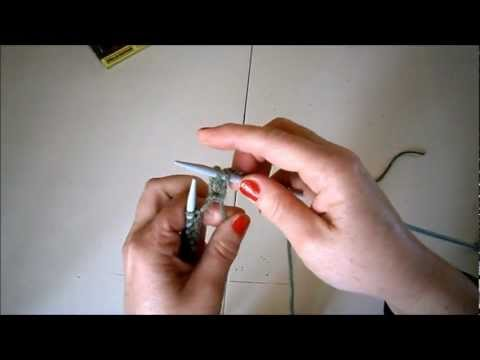 Πλέξιμο με βελόνες (για αρχάριους)