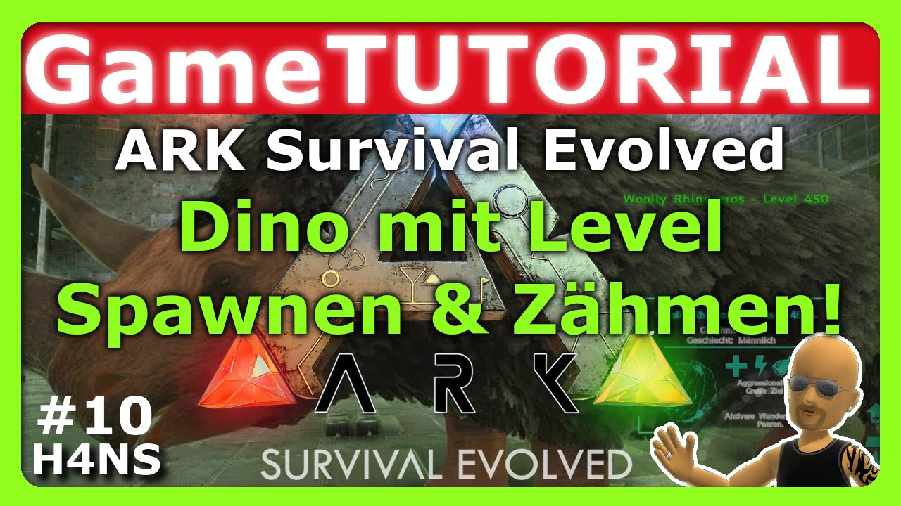 Ark dino mit level spawnen tutorial xbox one 10 youtube ark dino mit level spawnen tutorial xbox one 10 malvernweather Images