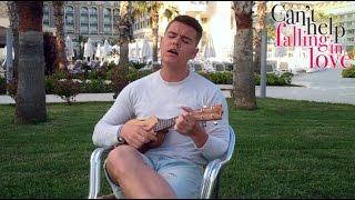 Elvis Presley - Can't Help Falling In Love (Afanasyev Alexander ukulele cover)