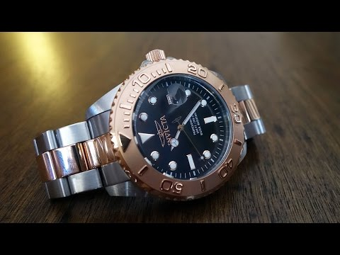 Invicta Pro Diver 15188 Watch Review – Perth WAtch #24