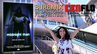 Midnight Man (Short Suspense Film) at CenFLO and Burbank International Film Festivals