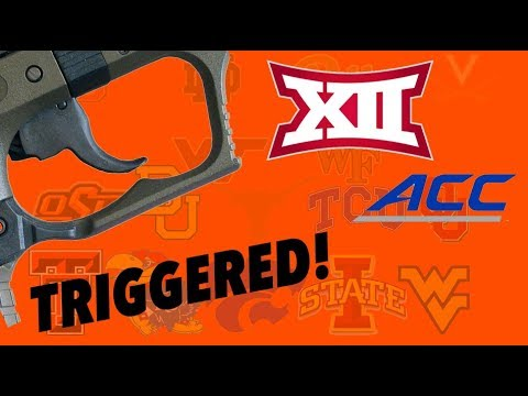TRIGGERING ALL NCAA COLLEGE FOOTBALL FANBASES -Part1- THE BIG12 And THE ACC