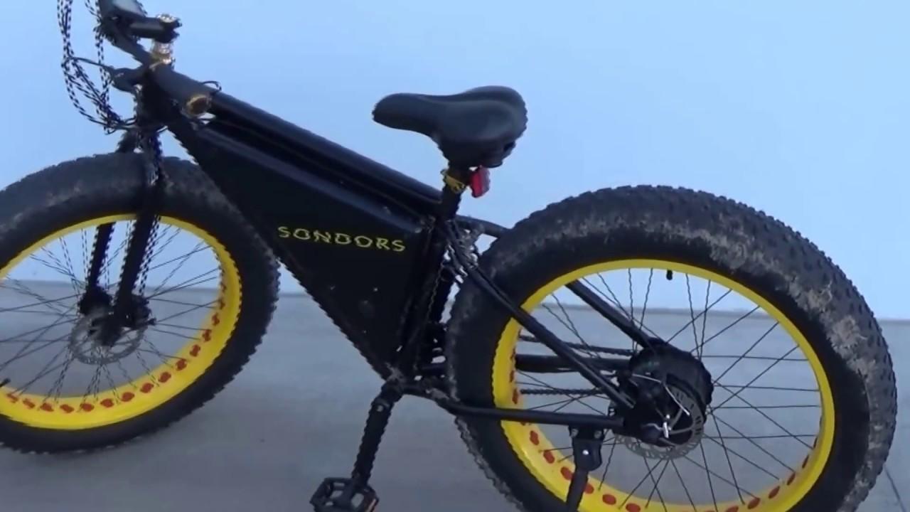 Sondors Electric Bike Review