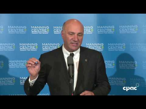 "Conservative Leadership candidate Kevin O'Leary questioned about ""butt grabbing"" incident"
