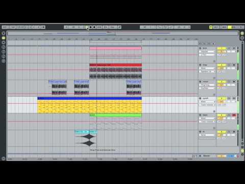 Sweet Disposition Axwell & Dirty South Remix  Recreated with Ableton