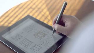 The Adonit Jot Script Fine Point Stylus - Evernote Edition