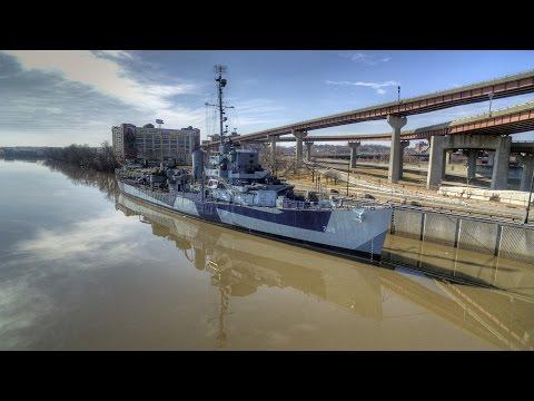 USS Slater - Albany, NY