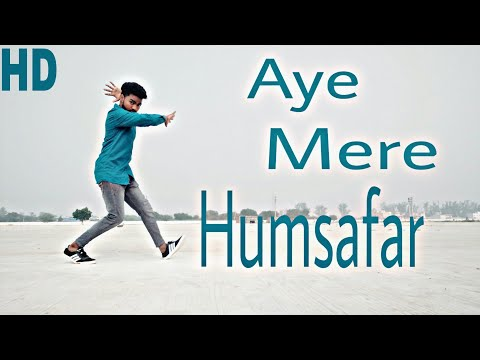 Aye Mere Humsafar Song Dance Lyrical Feel || All Is Well || By || Amit Kumar ||