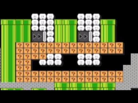 """""""You Cannot Beat Us"""" 3 by JCS ~SUPER MARIO MAKER~ NO COMMENTARY"""