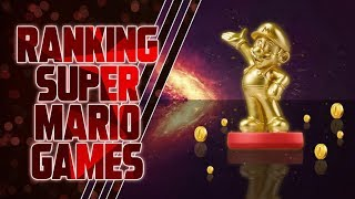 Ranking the Super Mario Games (All 24)