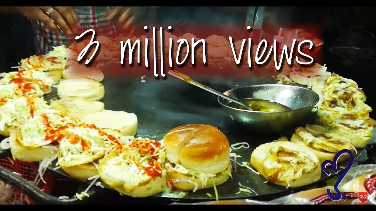 Angry Burger Bun Kabab Street Food Of Karachi Pakistan