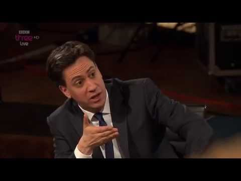 Ed Miliband's Thoughts on a Cannabis Policy UK Elections 2015