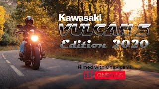 Kawasaki Vulcan S Motorbike Commercial 2020   Behind The Scenes (Shot on OnePlus 7T)
