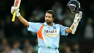 From the Vault: Super Sachin steers India to victory in tri-series final
