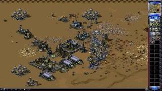 Command And Conquer: Red Alert 2 YR - 1v3 AiBrutal Gameplay [01]