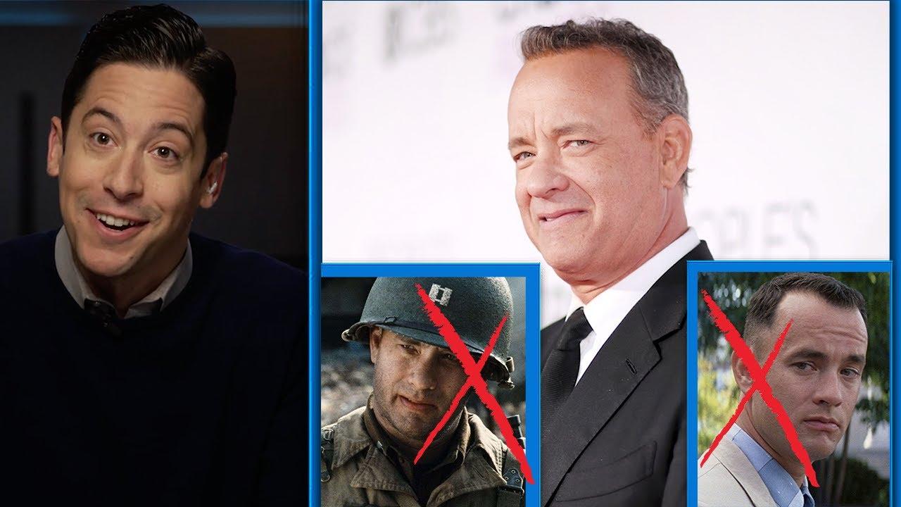 Tom Hanks CANCELED for Good WHITE Male Roles