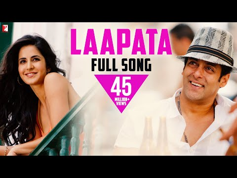 Laapata - Full Song   Ek Tha Tiger   Salman Khan   Katrina Kaif   KK   Palak Muchhal