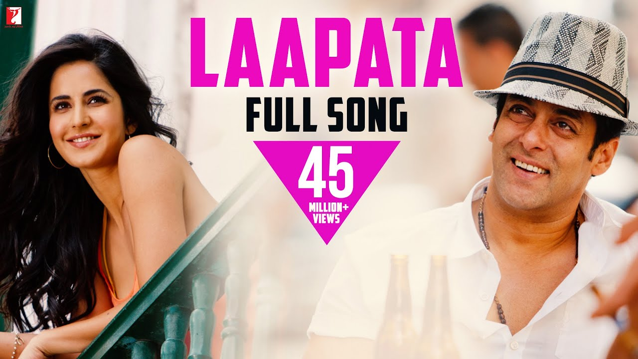Download Laapata - Full Song | Ek Tha Tiger | Salman Khan | Katrina Kaif | KK | Palak Muchhal