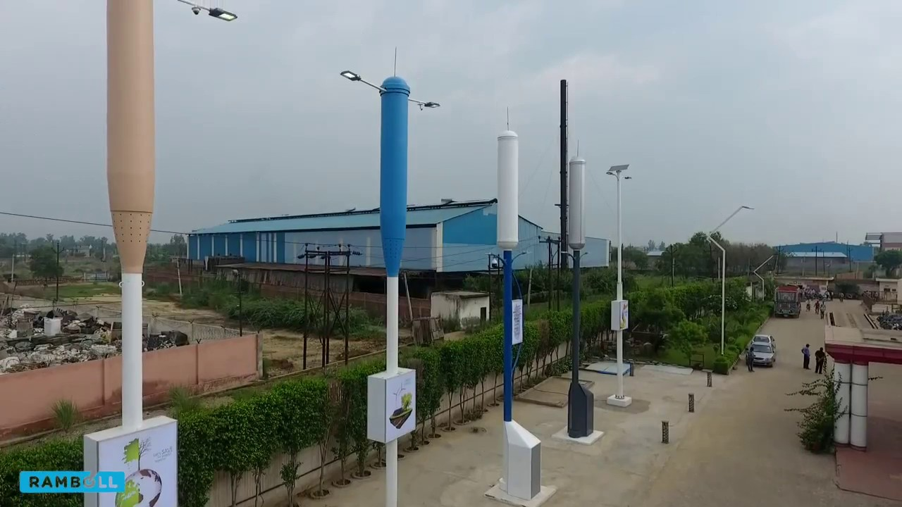 Ramboll Smart Pole Solutions - YouTube