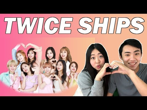 Couple Reacts To: The Basics To TWICE Ships Reaction