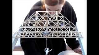 Balsa Bridge Competition - Cea Class