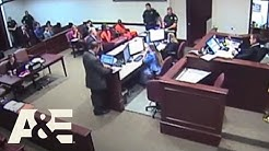 Court Cam: Teen w/ 20-Year Prison Sentence Enters New Plea Deal (Season 1) | A&E