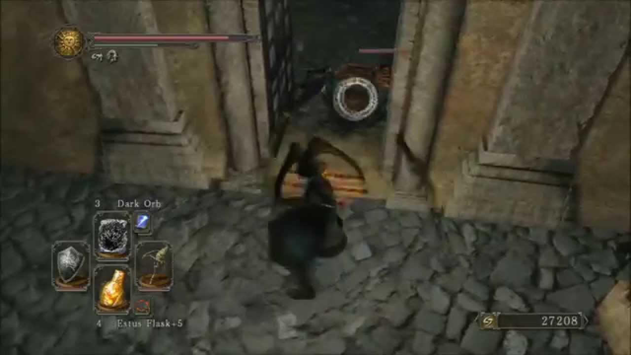 Dark Souls 2 Get Great Fireball Pyromancy Spell