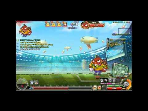[Gunny] Phó Bản World Cup 2014 Ải 3