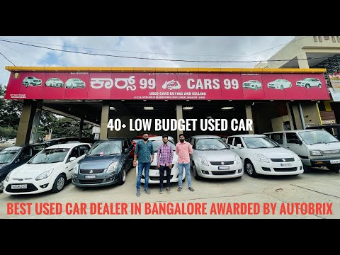 40+ Low price used cars in bangalore  Best used car dealer in bangalore awarded by autobrix   cars99
