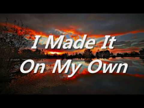 Elias Naslin feat.  Ms K - On My Own Lyrics