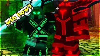 LVL 100 PRO GOES INTO THE CANALS PREPARED!? (ROBLOX DUNGEON QUEST)