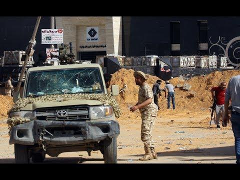 الجيش الوطني الليبي بقيادة المشير حفتر يتوجه نحو طريق المطار والسواني قرب طرابلس  - نشر قبل 4 ساعة